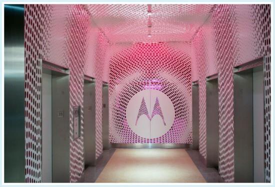 Motorola Off Elevator